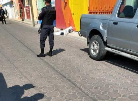 Ejecutan a presunto narcomenudista en Acatzingo