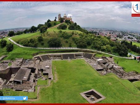Reabren pirámide de Cholula tras medio año cerrado por Covid-19
