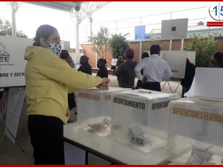 Reportadas 12 denuncias por delitos electorales: Ortiz Pinchetti