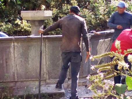 Acusan saqueo del antiguo Hospital de San Roque en Puebla