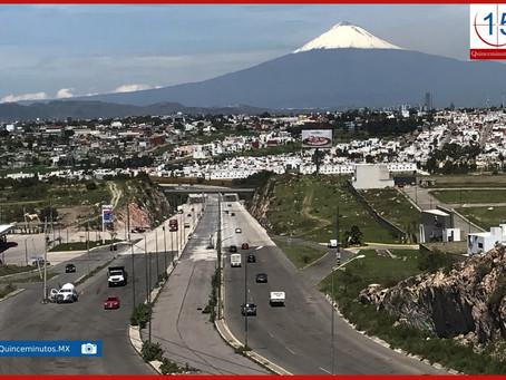 Este fin de semana se mantiene ambiente frío en Puebla