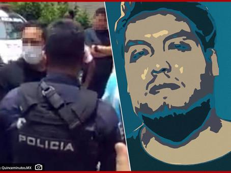 Detenidos policías y juez calificador de Xoxtla por muerte de Carlos