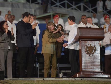 Cuba y México continuarán con sus fuertes lazos de amistad: Peña Nieto