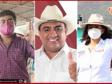 Tumban a candidato misógino, avalan a sancionado y ratifican a Ayala