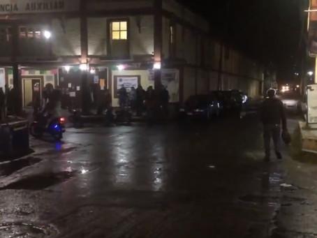 Evacúan a familias por fuga de gas en San Cristóbal Tepatlaxco