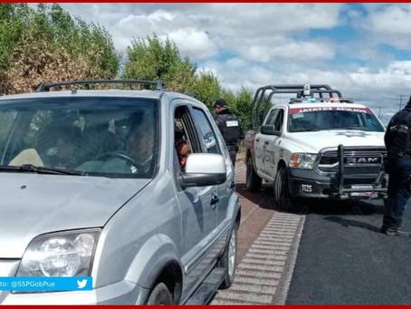 Policía Estatal se encargará de vigilar las carreteras: SSP