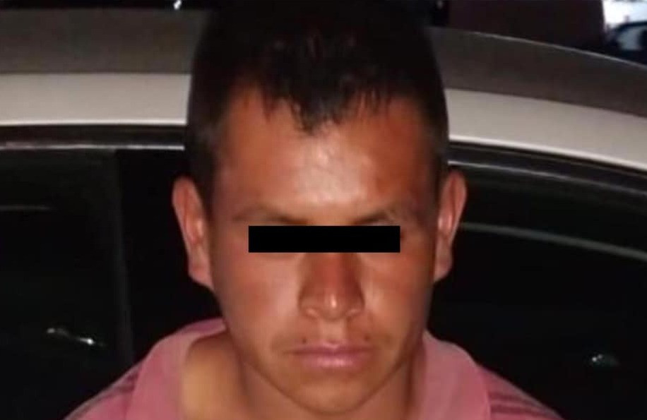 Marciano N., presunto feminicida de Camila