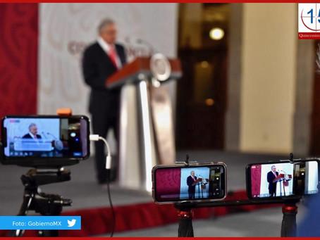 En 2020 iniciará operaciones nueva empresa de Internet en México: AMLO