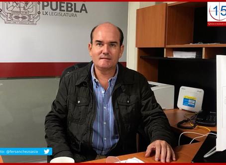 Propone Congreso a Sánchez Sasia como nuevo alcalde de Tehuacán