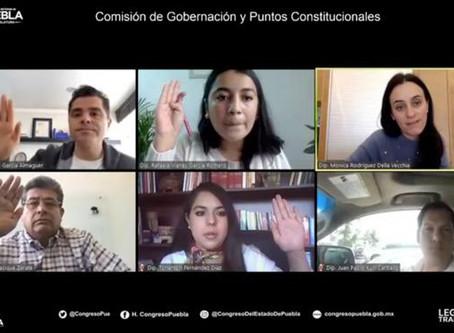 Aprueban diputados disolución del Cabildo de Tehuacán