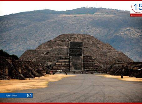 Reabre Teotihuacán tras cinco meses cerrado por Covid-19