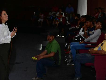 Realiza SGG jornada de legalidad y justicia con habitantes de Ajalpan