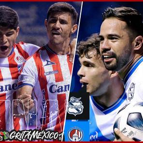 San Luis saca espectacular empate al Club Puebla en el Cuauhtémoc