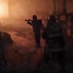 Fuego arrasa con una fábrica de algodón en Chachapa