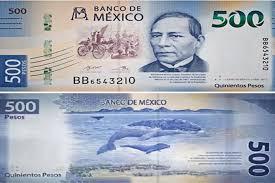 Banxico pone en circulación nuevo billete de 500 pesos