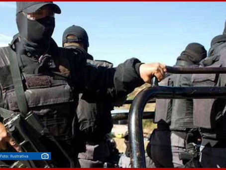 Detienen a seis que se hacían pasar por policías de Jolalpan