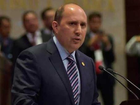 Nombran a Fernando Manzanilla secretario General de Gobierno