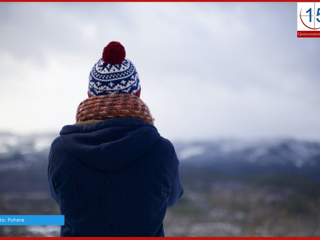 Con frío y heladas recibe Puebla el 2021
