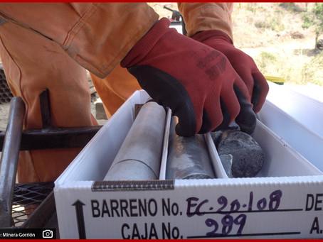 Explora Minera Gorrión nueva área para mina en Ixtacamaxtitlán