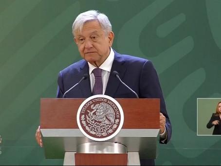Delincuencia se enfrentará con inteligencia más que con fuerza: López Obrador