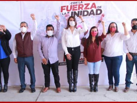 Legitima y contundente elección para Angélica Alvarado y un segundo periodo de gobierno