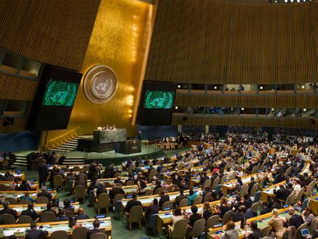 Una de cada cinco mujeres sufrió violencia de pareja en 2017 ONU