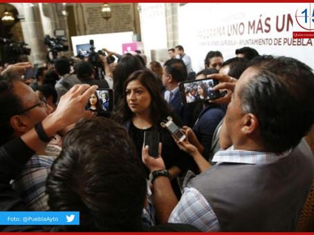 """Con campaña de """"concientización"""" busca Rivera Vivanco erradicar el robo de celulares"""