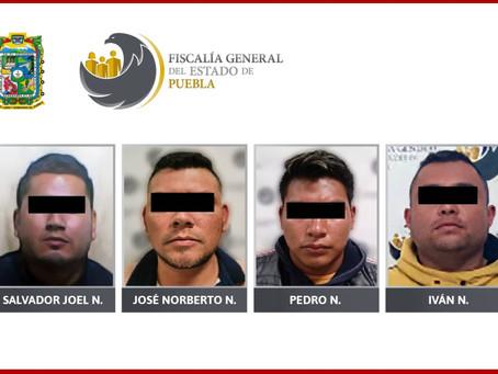 Roban dos cajas fuertes con 10 mdp; cuatro ya están en prisión