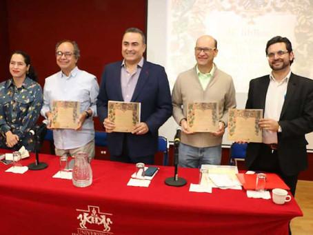 Presenta IBERO Puebla de Libros Ingeniosos, obra que devela el valor literario de la Palafoxiana
