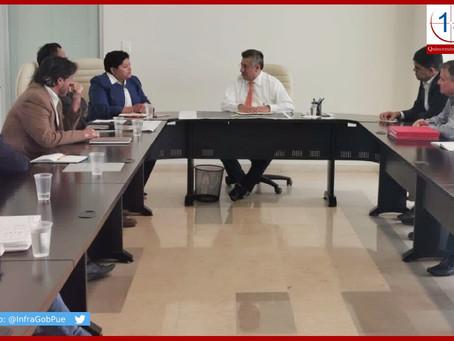 Acuerdan alcaldes e Infraestructura privilegiar obra social: Luna Vite