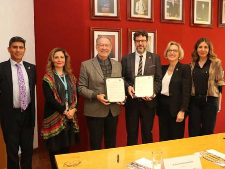 Convergen IBERO Puebla y Academia Europea de Florencia en trabajar por el humanismo y artes