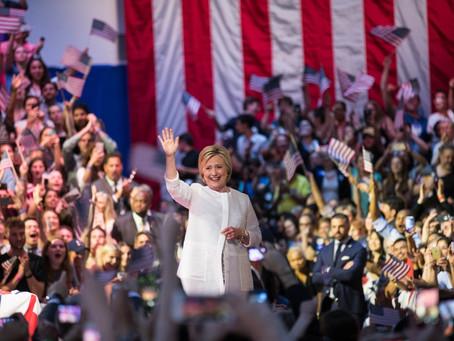 Hillary Clinton es primera candidata presidencial demócrata en EUA