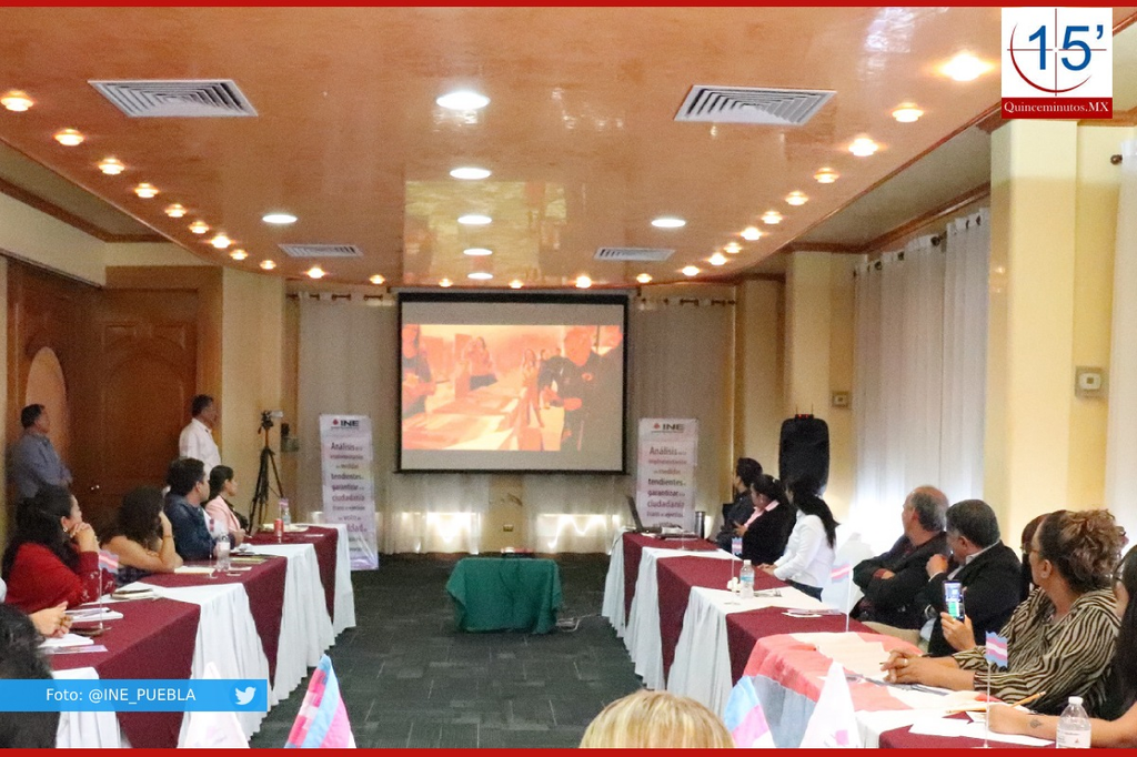 Ine Puebla Presenta Protocolo Trans