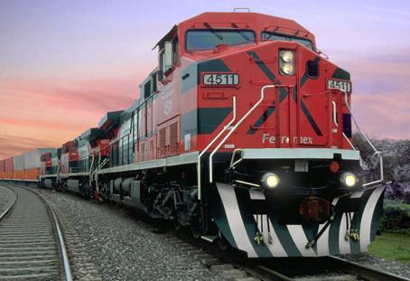 Reportan 448 siniestros por robo a trenes en México