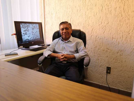 Como de ciencia ficción, científicomexicano desarrolla pinzas ópticas