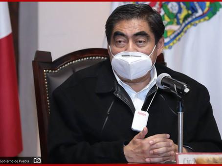 Llama Barbosa a la sociedad a retomar medidas sanitarias ante la pandemia