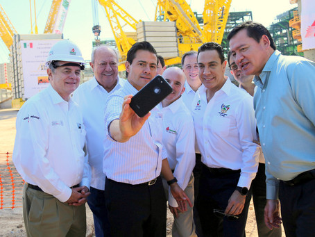 Gobierno de Peña Nieto endeudó a Pemex por más de 840 mil mdp