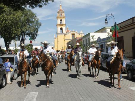 Belleza y tradición en la Feria de Cholula
