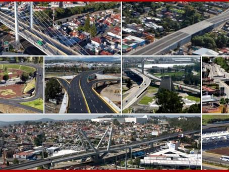 Ordena Miguel Barbosa revisión de puentes construidos por Moreno Valle