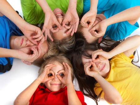 Enseñan a niños de entre 6 y 11 años a reescribir su memoria