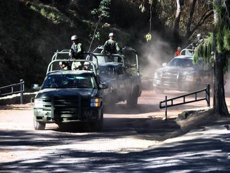 Rescata Ejército a agentes antisecuestro retenidos en Cohuecan
