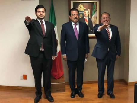 Lorenzo Rivera Sosa es el nuevo delegado de Sedesol en Puebla