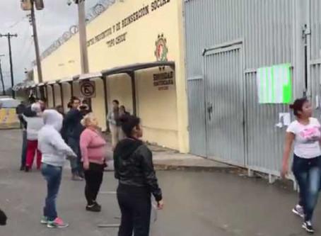 Deja 30 lesionados riña en penal de Topo Chico luego de traslado de reos