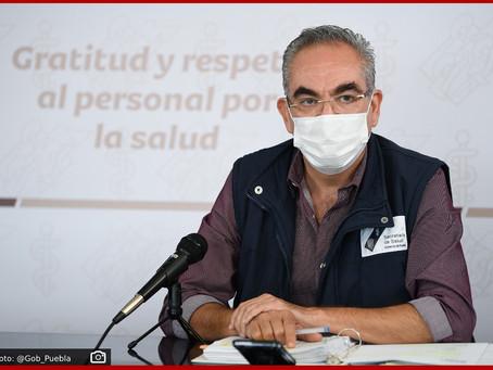 Aumentan casos activos y número de municipios con presencia de Covid-19: Salud