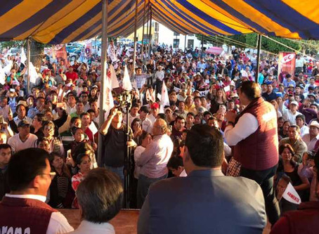Puebla necesita un gobierno humano que rescate la seguridad que hemos perdido: Armenta