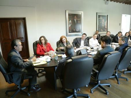 Coordina SGG mesa de trabajo para reforzar seguridad de las redes ferroviarias en Puebla