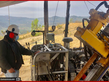 Barrenación en Ixtacamaxtitlán, dentro de la legalidad: Minera Gorrión