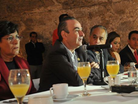 No hay pretexto para que RMV cumpla a los poblanos: Estefan Chidiac