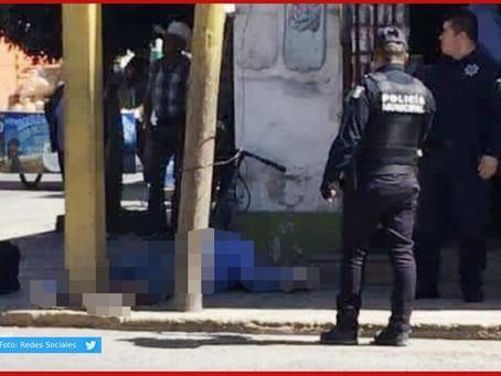 Asesinan en Tepeaca a jefe de la policía de Tecamachalco