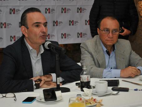 Todo priista tiene derecho a tener aspiraciones políticas: Estefan Chidiac